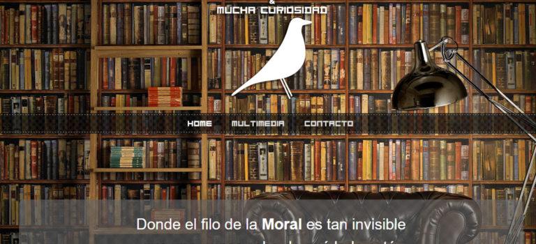 Website EN CONSTRUCCIÓN Poca Moral